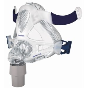 ResMed Quattro™ FX Full Face CPAP Mask Assembly Kit